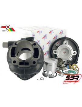 Cylindre DR 70cc sport fonte MBK Nitro / Aerox