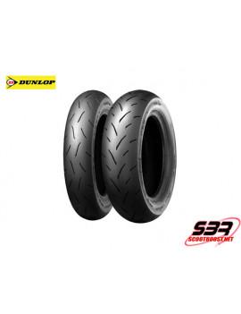 Pneu Dunlop TT93 GP 100/90/12