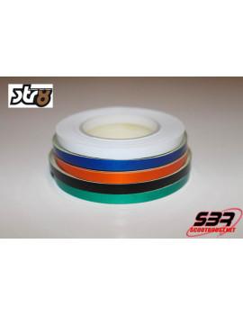 Bande autocollante bord de jante STR8 Vert 5x9000mm