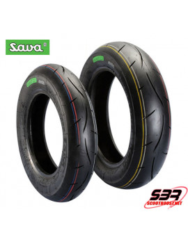 Set de pneus SAVA MC31 3.50x10