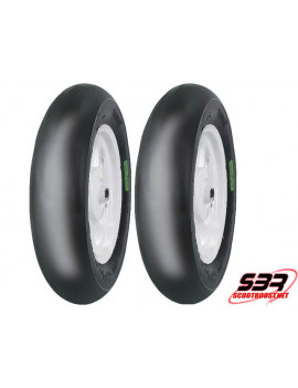 Set de pneus SAVA MC0 3.50x10