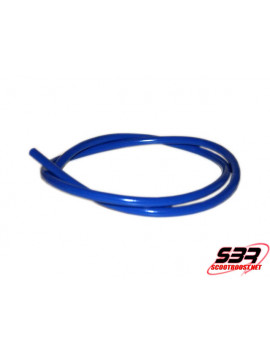 Durite d'essence Motoforce couleur bleu Ø 5mm