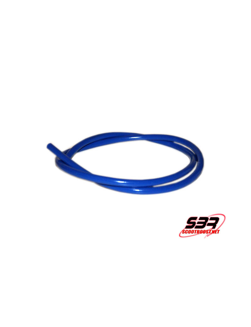 Durite d'essence Motoforce couleur bleu Ø 5mm