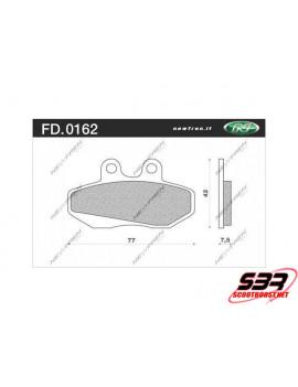 Plaquettes de frein NEWFREN avant GPR / XR6 / HRD