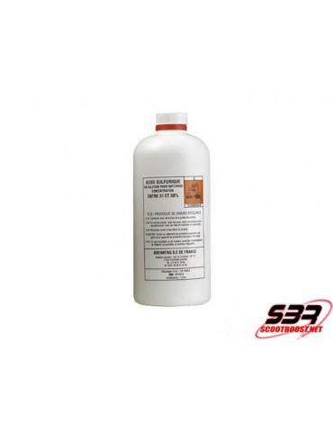 Acide batteries 1L pour entretien Moto / Scooter / Voiture