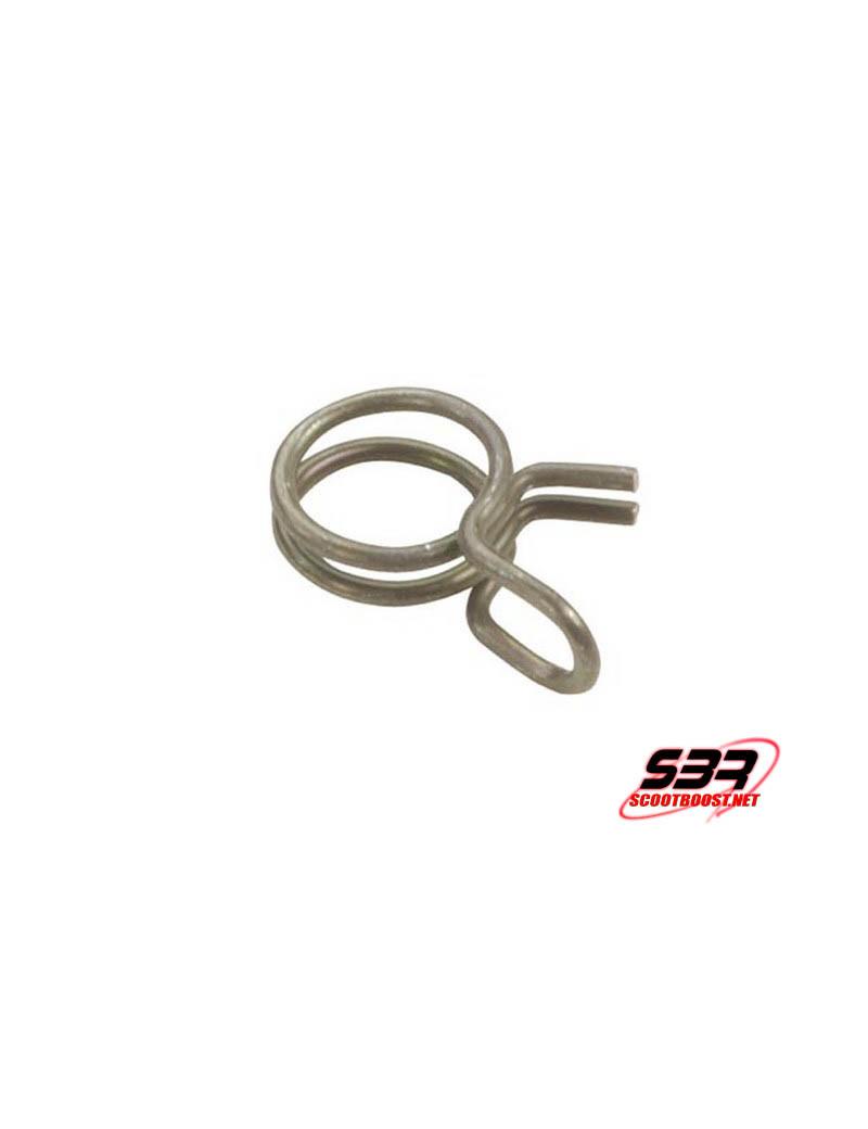 Collier auto-serrant pour durite carburateur Ø 5mm