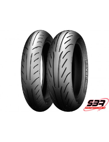Pneu Michelin Power Pure 140/60/13 54P TL