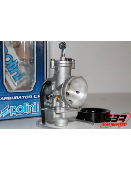 Carburateur Polini CP Ø19mm Evolution
