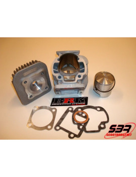 Cylindre Barikit Racing Alu 70cc MBK Booster
