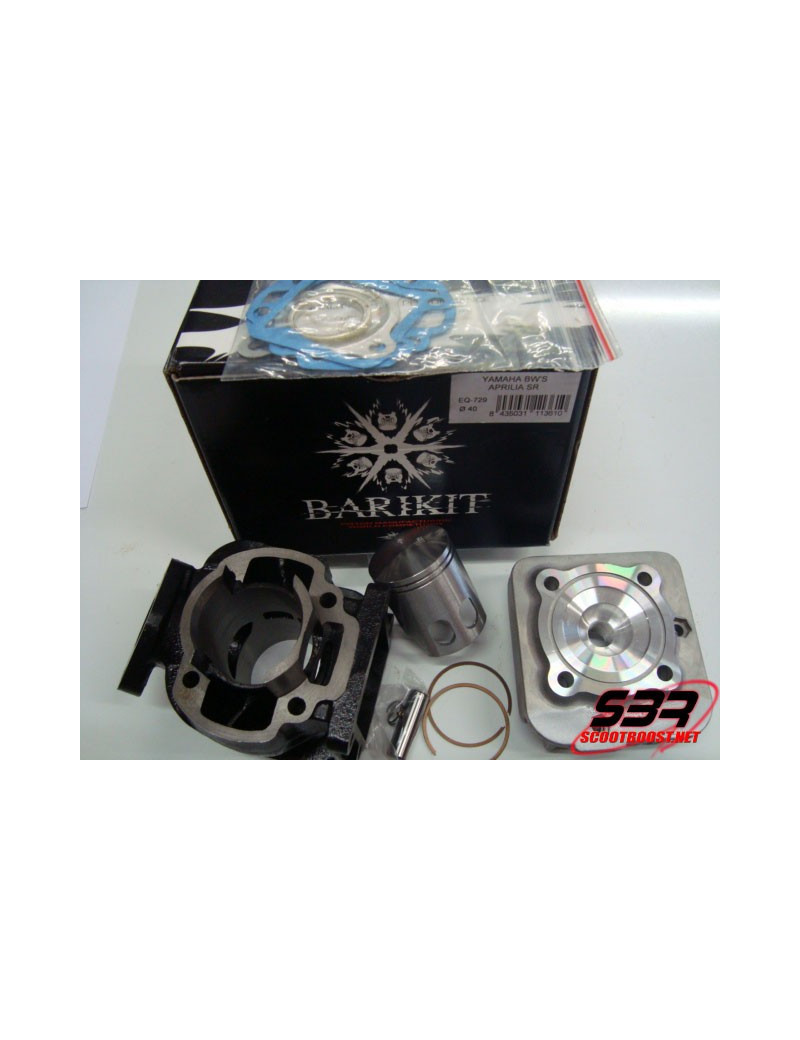 Cylindre Barikit Sport Fonte 50cc MBK Booster