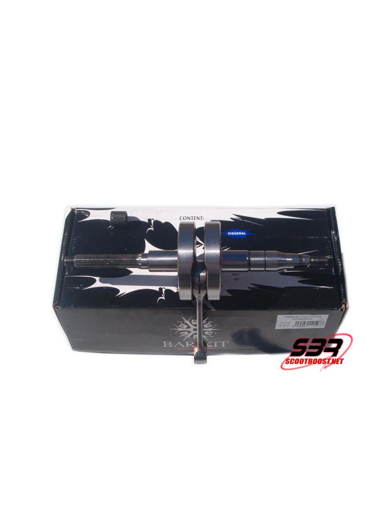 Vilebrequin Barikit Compétition Axe 12mm MBK Nitro