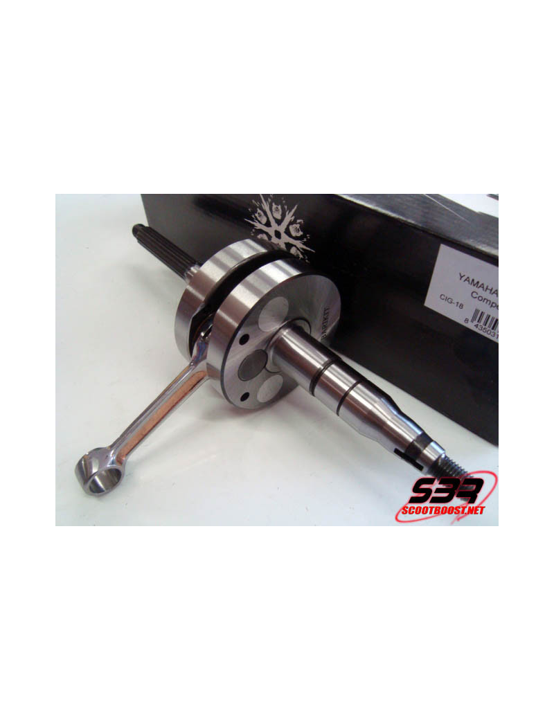 Vilebrequin Barikit Compétition Axe 10mm MBK Nitro