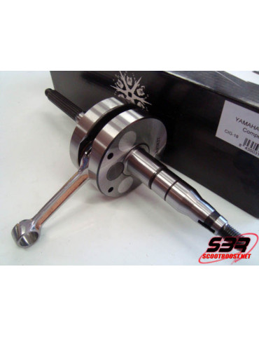 Vilebrequin Barikit Compétition Axe 10mm MBK Nitro/Aerox