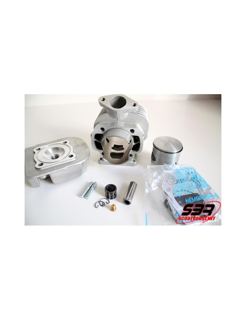 Cylindre Polini Evolution 70cc axe 12 MBK Booster