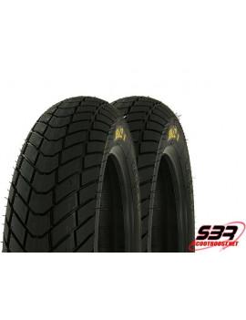 Set de pneus pluie PMT 100/90/12 - 120/80/12