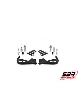 Protège main Noire MBK Booster / Stunt / Peugeot Speedfight / Bw's