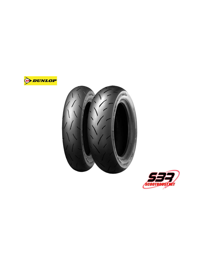 Pneu Dunlop TT93 GP 3.50x10