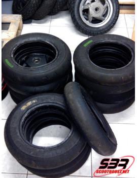 Lot de pneus d'occasion 10 pouces