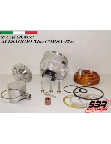 Kit cylindre TCR Cristofolini 95,5cc Gilera / Piaggio Zip