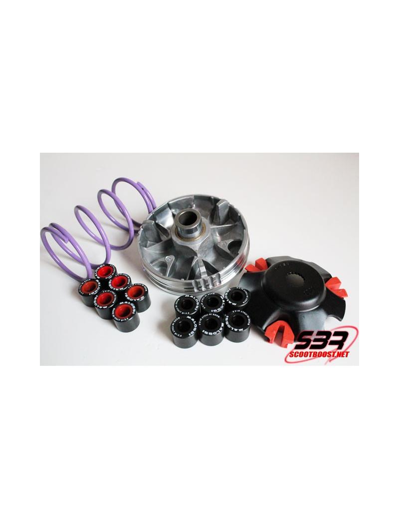 """Variateur MHR """" Aluminium """" Gilera / Piaggio Zip"""