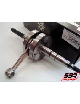 Vilebrequin Barikit Compétition Axe 12mm Bielle 85mm MBK Nitro