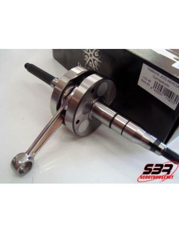Vilebrequin Barikit compétition axe 12mm bielle 85mm MBK Nitro / Aerox