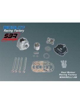 Cylindre Bidalot Racing Factory 80cc AM6
