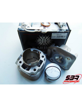 Cylindre Barikit racing alu 6T 70cc CPI / Keeway