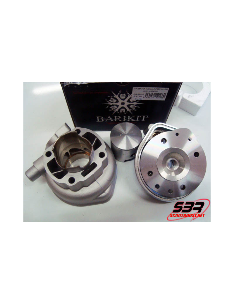 Cylindre Barikit Racing Con Culatin 70cc MBK Nitro
