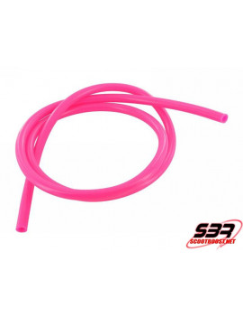Durite d'essence Motoforce couleur Rose Ø5mm