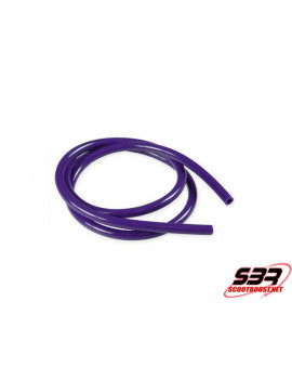 Durite d'essence Motoforce couleur Mauve Ø5mm