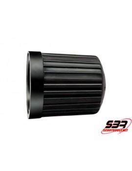 Bouchon de valve noir PVC