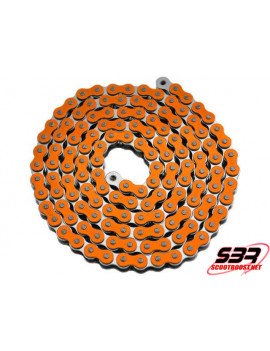 "Chaine renforcée Conti CRX "" Orange Fluo "" 420x140"