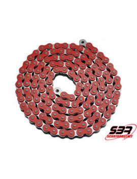 """Chaine renforcée Conti CRX """" Rouge """" 420x140"""