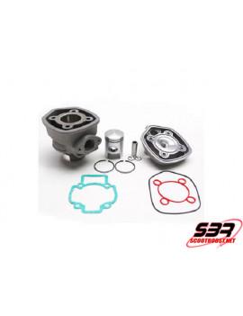 Cylindre P2R aluminium Gilera Runner / Piaggio Zip 50cc LC