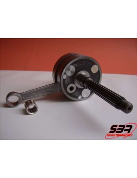 Vilebrequin TCR Gilera / Piaggio course 45mm / bielle 90mm