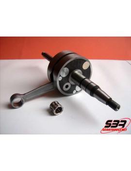Vilebrequin TCR MBK Nitro / Aerox Course 45mm Bielle 90mm