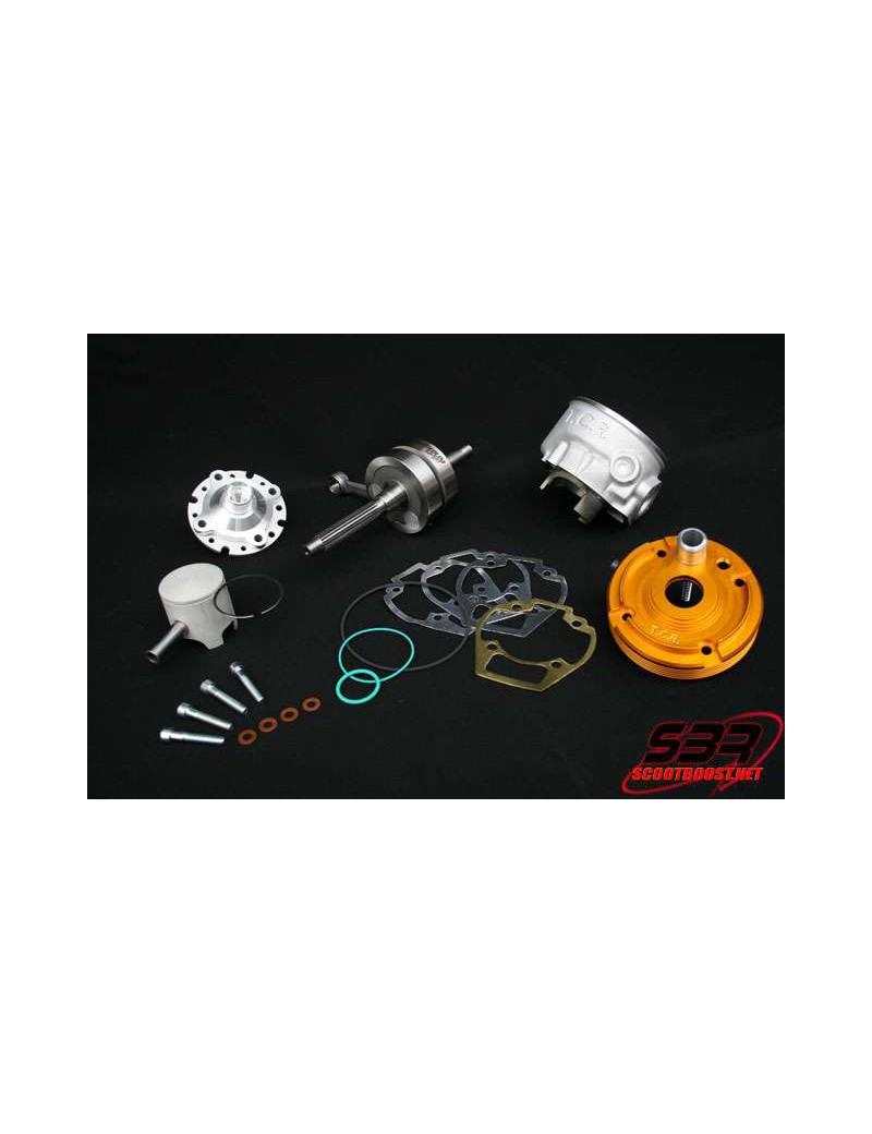 Kit cylindre + Vilebrequin TCR Team Gilera / Piaggio Zip 70cc