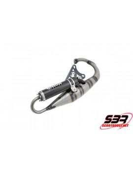 Pot d'échappement Voca Sabotage 50/70 MBK Booster / Yamaha Bw's