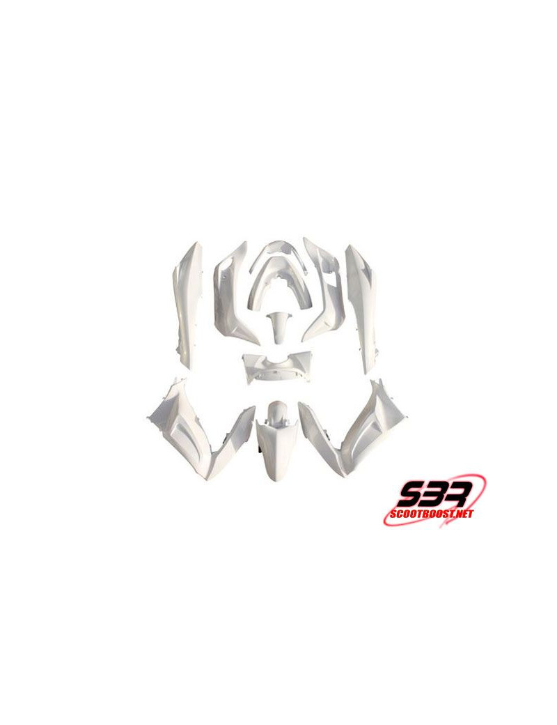 Kit carrosseries adaptable Maxiscooter Honda 125 PCX (11pcs)