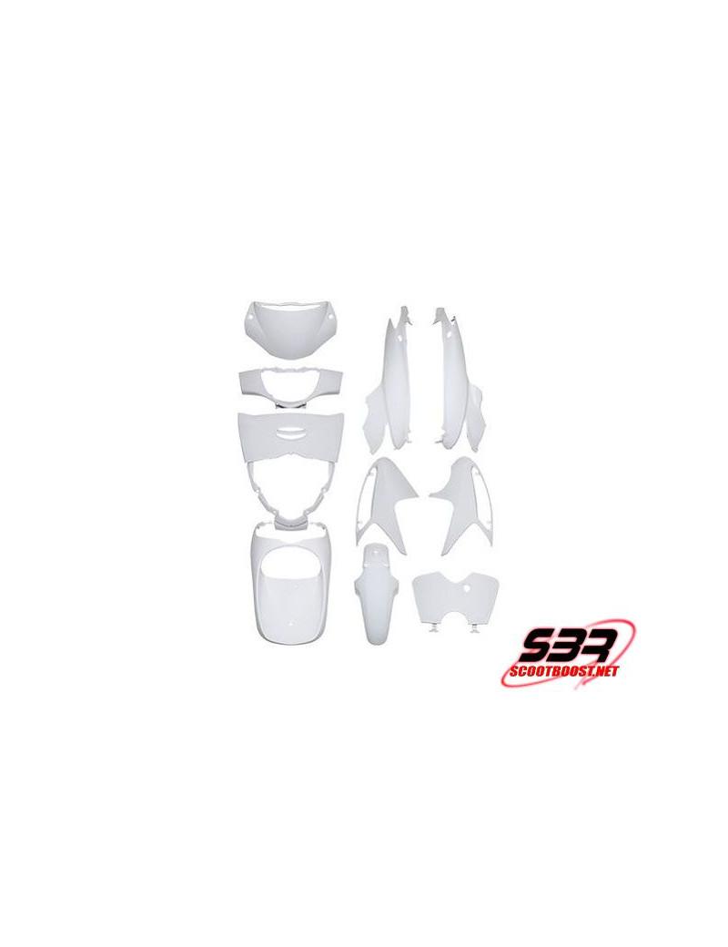 Kit carrosseries adaptable Maxiscooter Honda 125 SH Injection (10pcs)