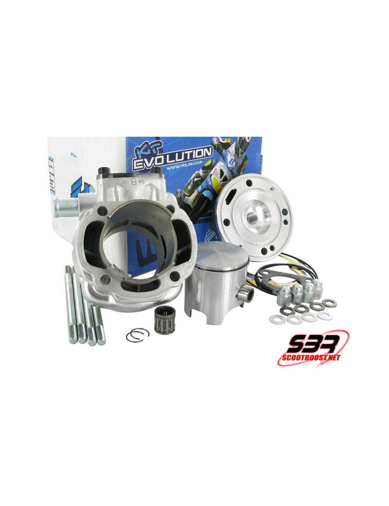 Cylindre Polini Big Evolution 94cc MBK Nitro / Aerox