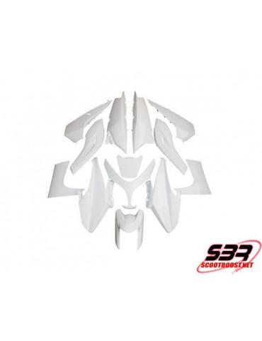 Kit carrosseries adaptable Maxiscooter Yamaha T-Max 500 2008 à 2011 (13pcs)