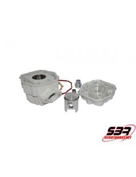 Kit cylindre Artek K2 aluminium Derbi euro 3