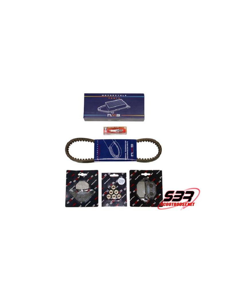Kit entretien moteur RMS Maxiscooter Kymco Agility 125 2006 et plus