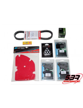 Kit entretien moteur RMS Maxiscooter Piaggio Liberty 125 4T 2005 à 2011