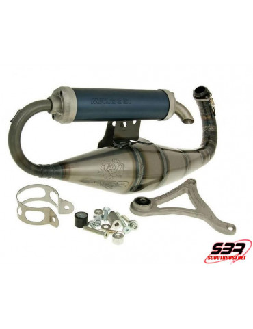 Pot d'échappement MHR Team 3 Testa Rossa 70cc Gilera / Piaggio Zip