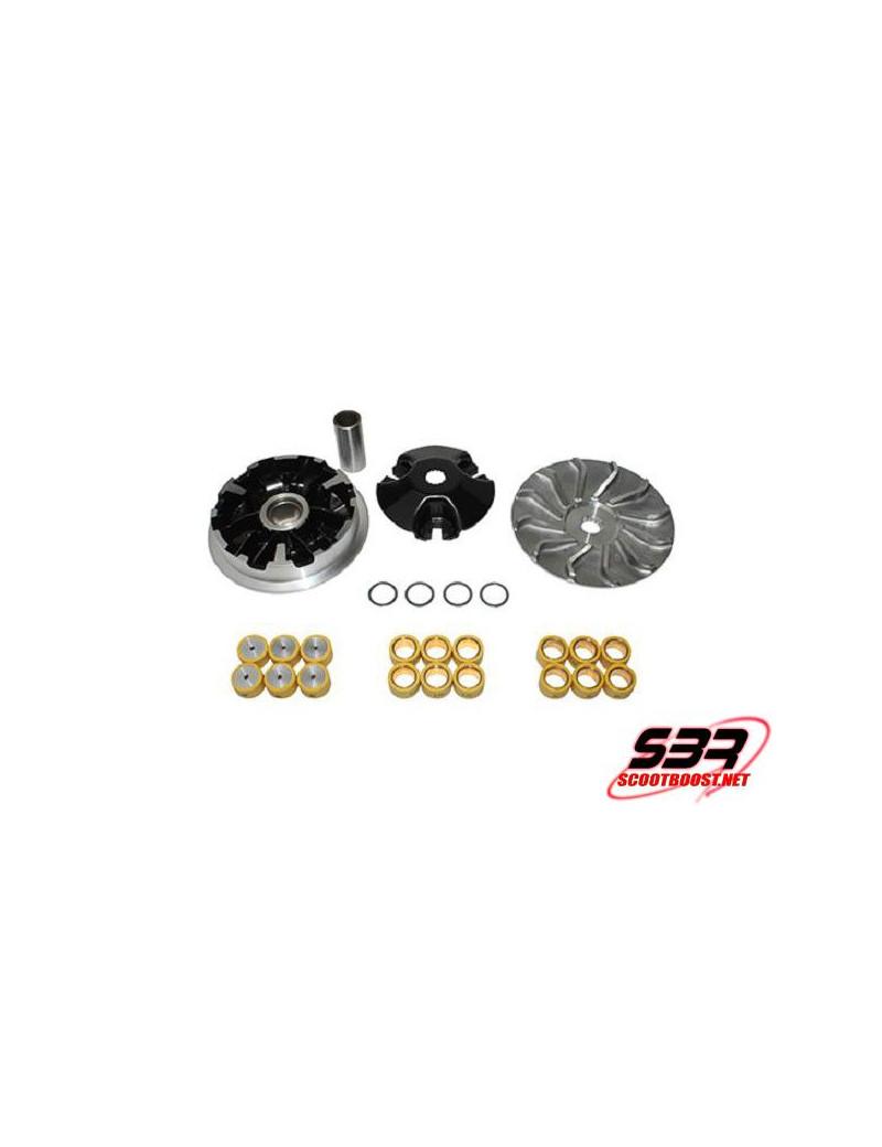 Variateurs P2R Maxiscooter Yamaha 125 X-Mas / Majesty / X-city - MBK Skycruser 125