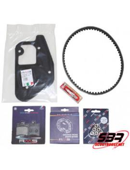 Kit entretien moteur MBK Booster / Yamaha Bw's 1990 à 2003