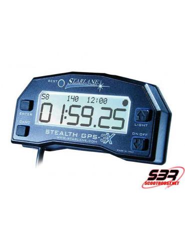 Chronomètre Starlane Stealth GPS3X - Stealth GPS3X Lite